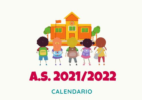 """Calendario Scolastico Regione Lazio a.s. 2021/2022 – Istituto Comprensivo Statale """"Pietro Egidi"""" di Viterbo"""